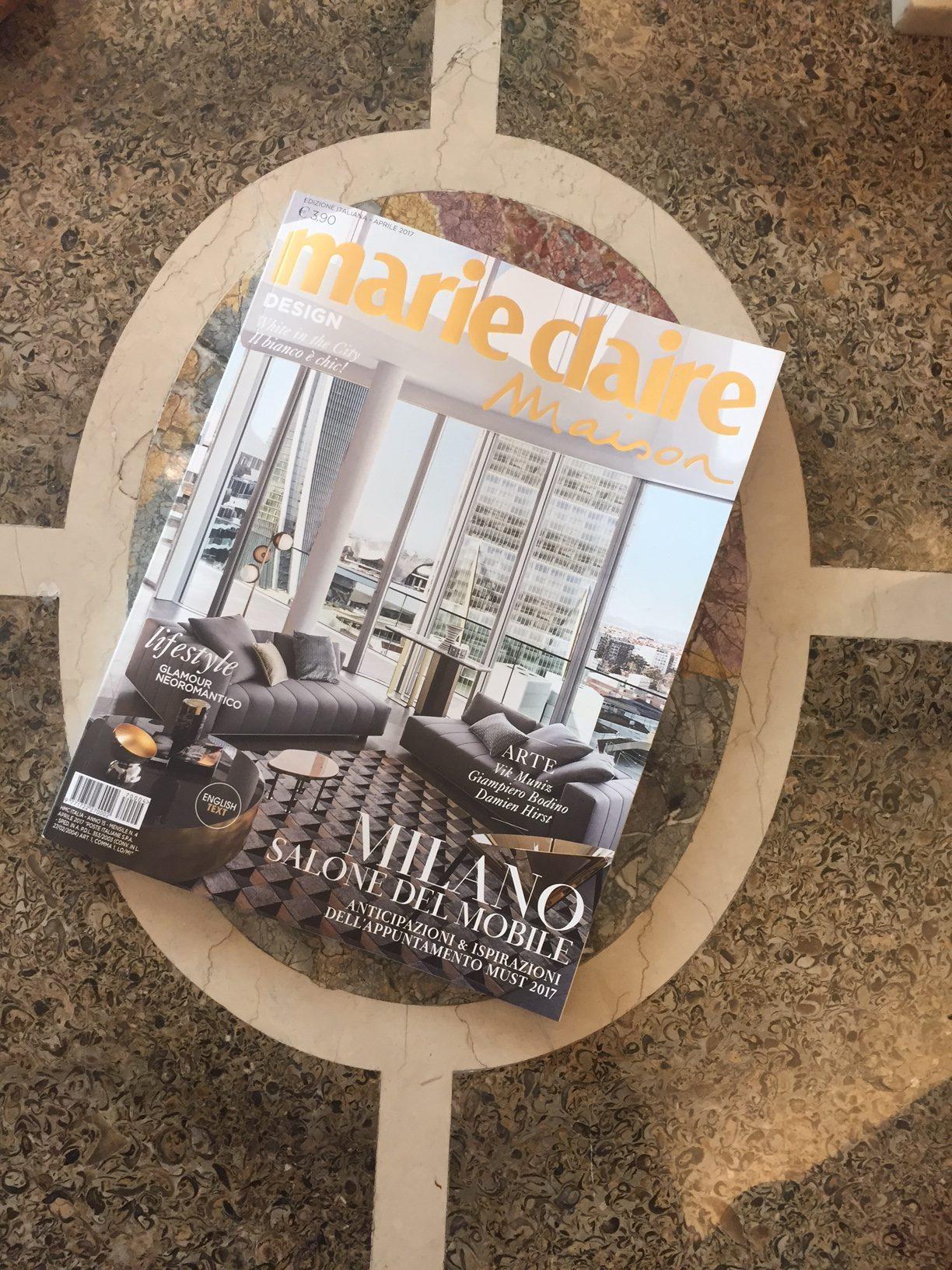 Marie Claire Maison – Numero Salone del Mobile 2017